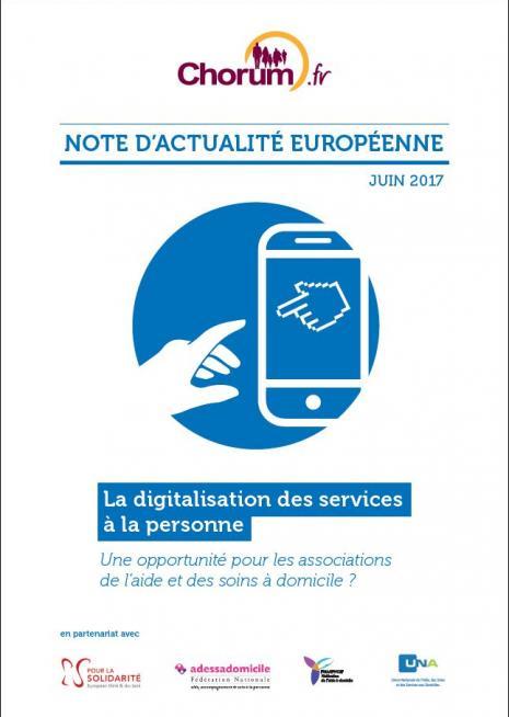 digitalisation, SAP, service à la personne