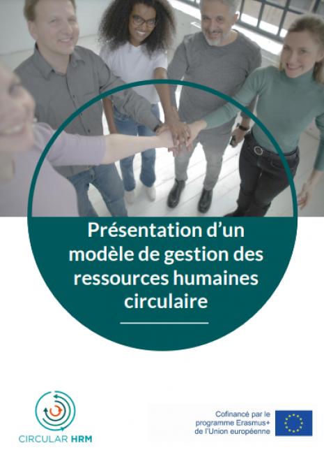 modèle de gestion des ressources humaines circulaire
